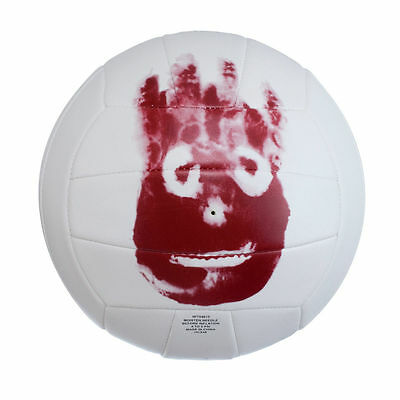 Wilson Castaway Volleyball Inflated Ready To Use Size 5