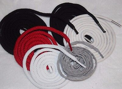 Replacement Drawstring White Red Black Gray plastic Tip Hoodies Sweatpants Bags