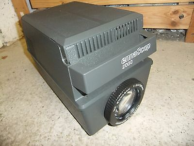Projector ENNASCOP picture projector enlarger 300 watt power