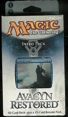 Magic The Gathering Avacyn Restored Solitary Fiends Intro Deck New Sealed
