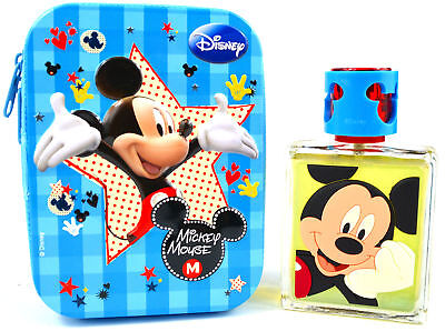 Disney Parfüm Mickey Mouse EDT 50ml Kinder Natural Spray Jungs Vaporisateur