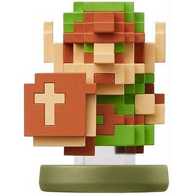 Nintendo amiibo - 8-Bit Link : The Legend of Zelda