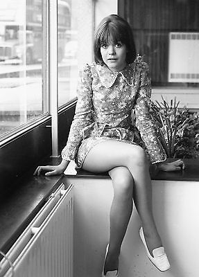 """Sally Geeson Carry On Films 10"""" x 8"""" Photograph no 1"""