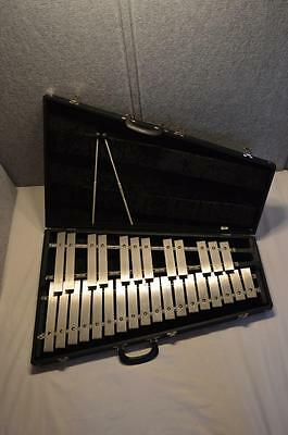 Musser Classic Series M645 2.5 Octave Steel Orchestra Bells Without Damper