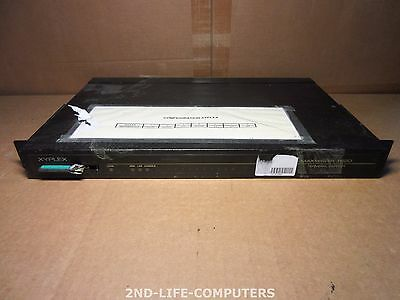 Xyplex MAXServer 1620 MX-1620-004 20-Port 20 x RJ45 Terminal Server - EXCL CABLE