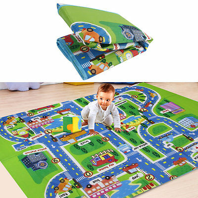 For Kid Play Toy Creeping Mat Children in Developing Carpet Baby In Foam Rug UX