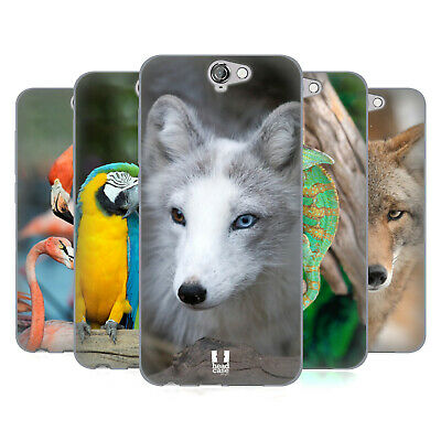 Head Case Designs Famous Animals Soft Gel Case For Htc One A9