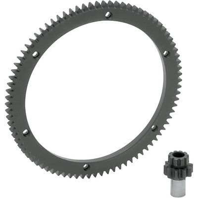 Rivera Ring & Pinion 66-Tooth Gear Conversion Kit for 1998-2006 Harley Big Twin