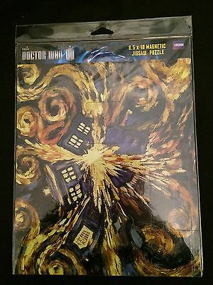 DOCTOR WHO Magnetic Jigsaw Puzzle