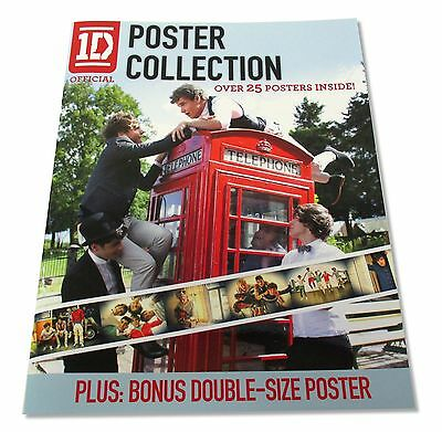 One Direction Poster Collection Book 2012 New Official 25+ Posters Take Me Home
