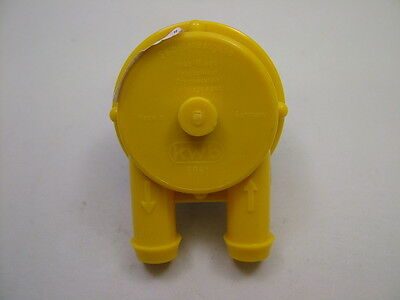 Drill driven powered self priming water pump attachment, made in Germany
