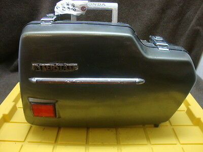 83 Honda Gl650 Gl 650 Interstate Saddlebag, Luggage, Right #zc74