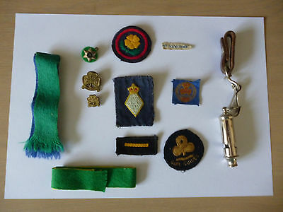 1st Newcomb (Geelong) Girl Guides memorabilia - 1960s