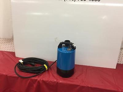 "New Tsurumi LB-800 2"" Submersible Pump 1/115V Electric Sump Pumps Dewatering"