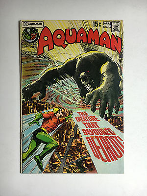 Aquaman #56 VF/NM strict  DC comic 1971 1st crusader