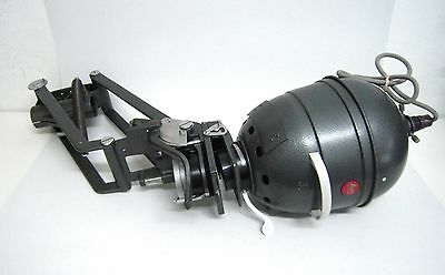 LEITZ FOCOMAT IC Gray Enlarger Part: Parallelogram Chassis + head assembly ---GG