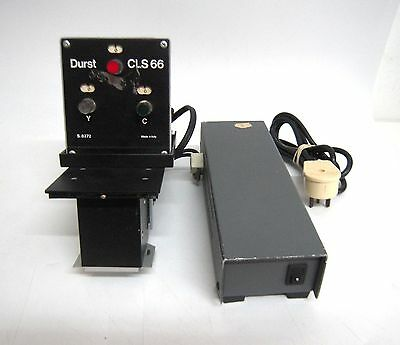 DURST CLS66 Color Head with Power supply for DURST M601 Enlarger  ----M13