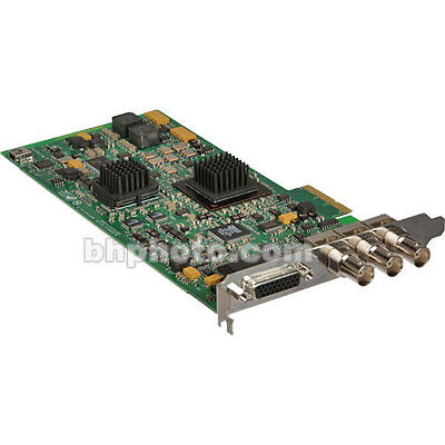 Blackmagic Design Decklink HD Extreme Video Capture Card bmdpcb29 REFURBISHED