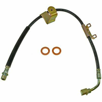 07-13 AVALANCHE HYDRAULIC BRAKE HOSE FRONT RIGHT PASSENGER SIDE H620780