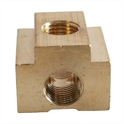 """Five-Way Brass Compressor Fitting 1/4"""" FPT (5) - CPT44-5"""
