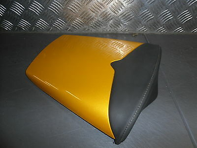 Triumph Daytona 600 2007 seat cowl in scorch yellow (S)