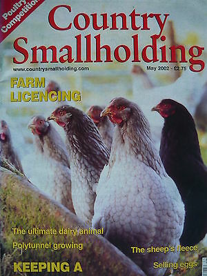 Country Smallholding Magazine May 2002 - Farm Licencing