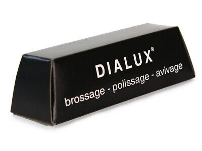 Dialux Super Finishing Paste BLACK, 90g - für Silber
