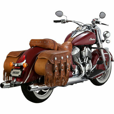 Colas De Escape Para Indian Chief Vance & Hines 18537 Classic Slip-On Mufflers