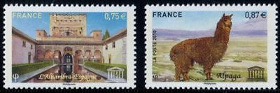 France Service N°148/149 Neuf ** LUXE