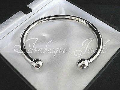 Best Quality Copper Magnetic Torque Bangle/bracelet/arthritis Pain Relief Silver