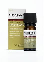 Tisserand Frankincense Wild Crafted Essential Oil (9ml)