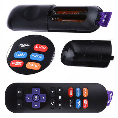 Newest technology Replacement Remote For ROKU 1/ 2/ 3/ 4 LT HD XD XS Universal