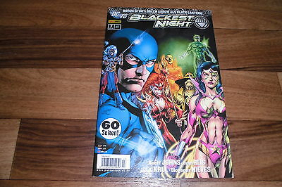 BLACKEST NIGHT  #  7 -- DC Comic von Panini 2011