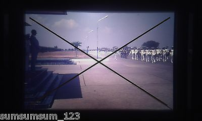 Original Dia 35 mm slide Manfred Wörner in Ost Asien 10 / 1985 East Asia Nr. 4 @