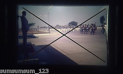 Original Dia 35 mm slide Manfred Wörner in Ost Asien 10 / 1985 East Asia Nr. 7 @