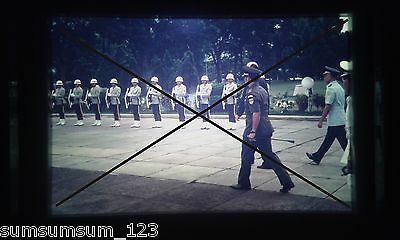 Original Dia 35 mm slide Manfred Wörner in Ost Asien 10 / 1985 East Asia Nr. 24
