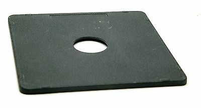 Toyo View Flat Lens Board 158x158mm #0 With Hole 35mm. Ex.