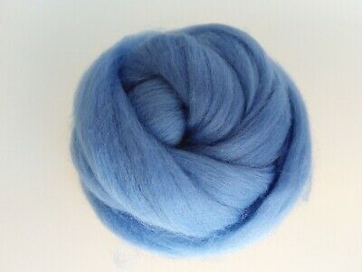 50 COLOURS, 100% Merino Wool Tops Roving for Wet and Needle Felting