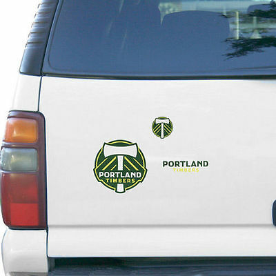 """Portland Timbers 8"""" x 8"""" Multi Pack of Magnets - MLS"""