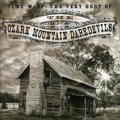 Ozark Mountain Dared - Time Warp: The Very Best of [New CD]