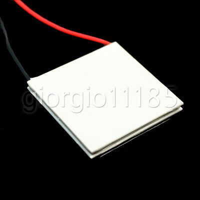 1x TEC1-12709 Thermoelectric Cooler Heatsink Peltier Module 40mm 12V 9A 136W