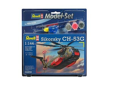 Revell 64858 Model Set CH-53G Heavy Transport