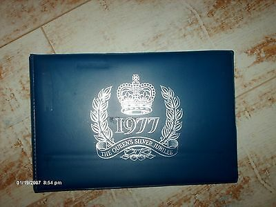 1977 QE2 Silver Jubilee Worlwide (British Commonwealth) Stamp Colelection VF MN