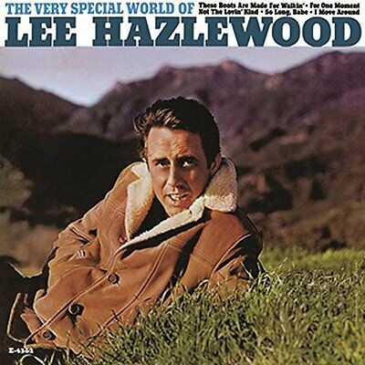 Lee Hazlewood Very Special World Lp Vinyl New 33Rpm