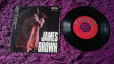 """James Brown – There Was A Time ,  Vinyl, 7"""", EP , 1968 , Spain , SBP-10089"""