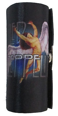 Led Zeppelin Swan Song Lipstick Holder Case With Mirror New Official Rare