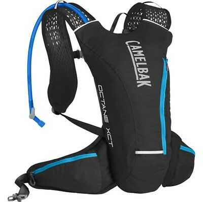 Camelbak Octane XCT 2L Hydration Pack - Black/Atomic Blue
