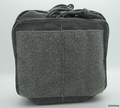 "MSM-TACTICAL TAILOR Utility / Admin pouch  + TWO 5"" Malice Clips"