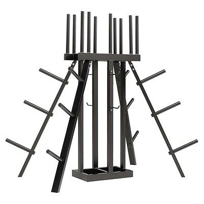 Care Rack One Size Black Stations de musculation