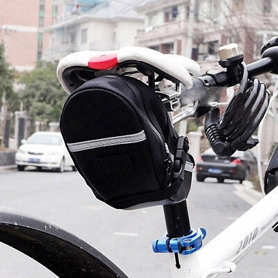 New Tail Waterproof Cycling Bike Bag Bicycle Rear Pouch Pannier Seat Cycle